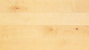Holzdielen, Massivdielen oder Landhausdielen Massivdielen Ahorn kanadisch Tradition
