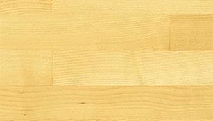 Holzdielen, Massivdielen oder Landhausdielen Massivdielen Bergahorn Select