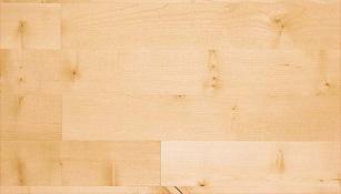 Holzdielen, Massivdielen oder Landhausdielen Massivdielen Bergahorn Tradition