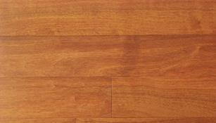Holzdielen, Massivdielen oder Landhausdielen Massivdielen Sucupira Select
