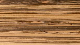 Holzdielen, Massivdielen oder Landhausdielen Massivdielen Zebrano