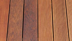 Terrassendielen Terrassendielen Jatoba