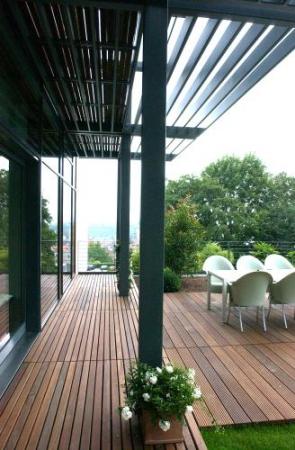 Terrassendielen Ipe